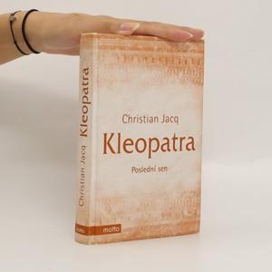 náhled knihy - Kleopatra: poslední sen
