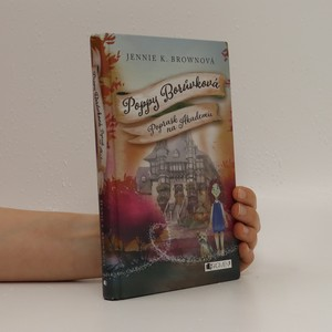 náhled knihy - Poppy Borůvková - Poprask na Akademii