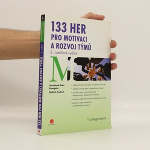náhled knihy - 133 her pro motivaci a rozvoj týmů