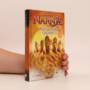 náhled knihy - Kůň a jeho chlapec. Letopisy Narnie.