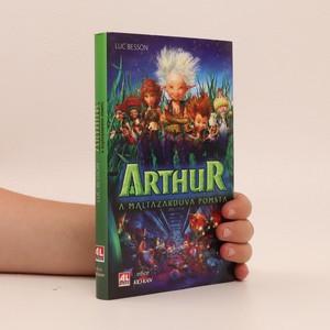 náhled knihy - Arthur a Maltazardova pomsta