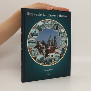 náhled knihy - Ulice a uličky Malé Strany a Hradčan