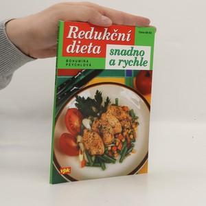 náhled knihy - Redukční dieta snadno a rychle