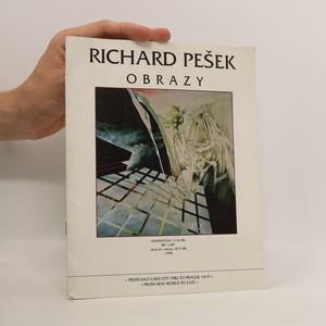 náhled knihy - Richard Pešek - Obrazy
