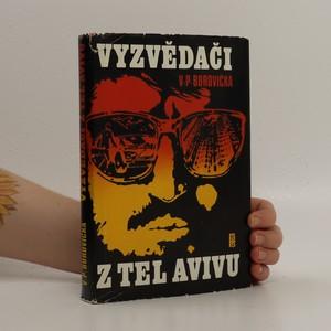 náhled knihy - Vyzvědači z Tel Avivu