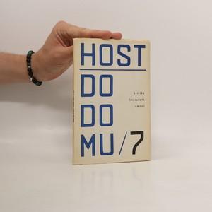 náhled knihy - Host do domu / 7
