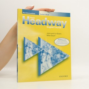 náhled knihy - New headway English course : pre-intermediate : teacher's book