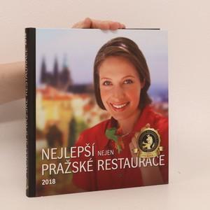 náhled knihy - Nejlepší nejen pražské restaurace 2018