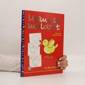 náhled knihy - Učíme se malovat