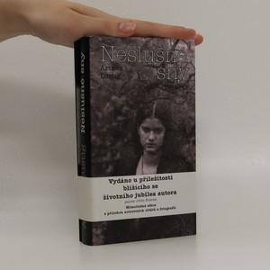 náhled knihy - Neslušné sny: mimořádná edice s přílohou