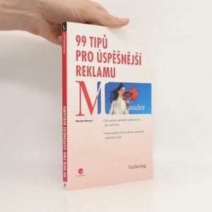 náhled knihy - 99 tipů pro úspěšnější reklamu