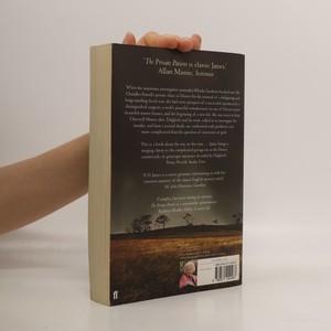 antikvární kniha The private patient, 2009