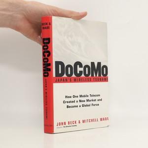 náhled knihy - DoCoMo : Japan's wireless tsunami