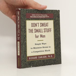 náhled knihy - Don't Sweat the Small Stuff for Men