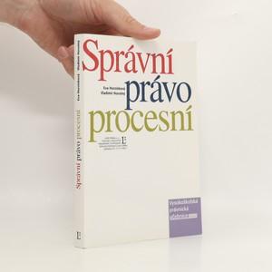 náhled knihy - Správní právo procesní