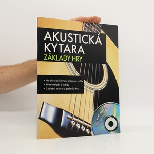 náhled knihy - Akustická gitara. Základy hry (slovensky)