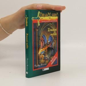 náhled knihy - Dračí meč. Zrození rytíře