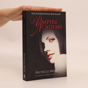 náhled knihy - Vampire academy