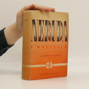 náhled knihy - Neruda v dopisech