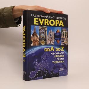 náhled knihy - Evropa od A do Z : ilustrovaná encyklopedie
