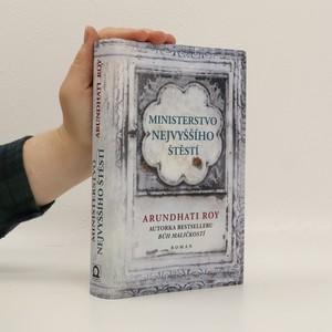 náhled knihy - Ministerstvo nejvyššího štěstí