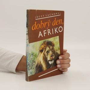 náhled knihy - Dobrý den, Afriko