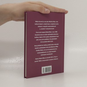 antikvární kniha Kornet : píseň o lásce a smrti korneta Kryštofa Rilkeho = Cornet : die Weise von Liebe und Tod des Cornets Christoph Rilke, 2019