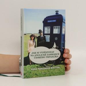 náhled knihy - Jak si vypěstovat na anglické zahrádce českého trpaslíka