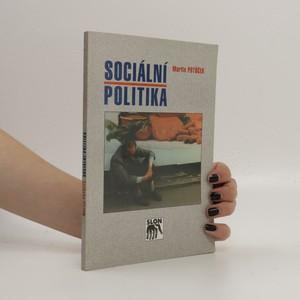 náhled knihy - Sociální politika