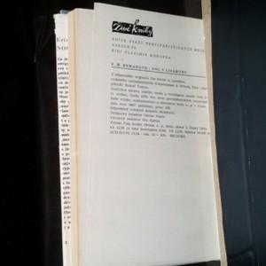 antikvární kniha Noc v Lisabonu, 1970