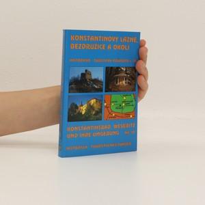 náhled knihy - Konstantinovy Lázně, Bezdružice a okolí