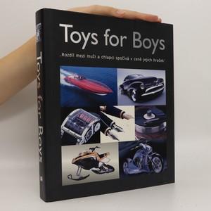 náhled knihy - Toys for boys (česky)