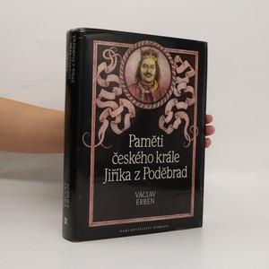náhled knihy - Paměti českého krále Jiříka z Poděbrad