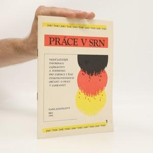 náhled knihy - Práce v Spolkové republice Německo