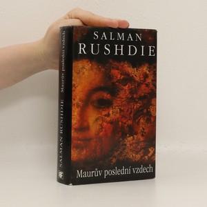 náhled knihy - Maurův poslední vzdech