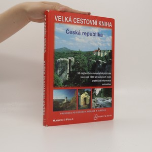náhled knihy - Velká cestovní kniha. Česká republika
