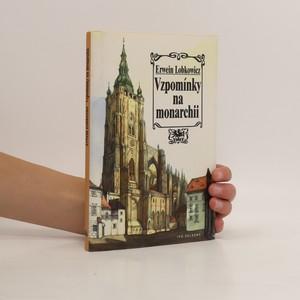 náhled knihy - Vzpomínky na monarchii