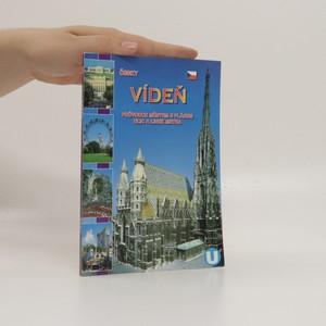 náhled knihy - Vídeň : průvodce městem s plánem ulic a linek metra
