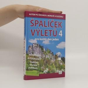 náhled knihy - Špalíček výletů 4 : pro každý den jeden