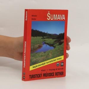 náhled knihy - Šumava