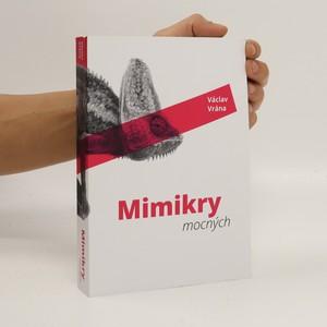 náhled knihy - Mimikry mocných