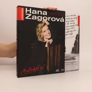náhled knihy - Legenda Hana Zagorová. Málokdo ví