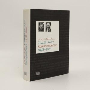 náhled knihy - Korespondence 1978-2001