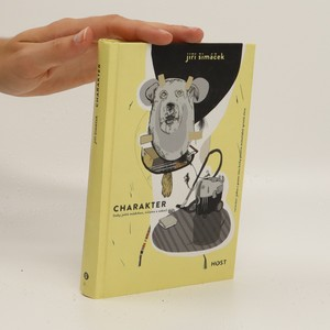 náhled knihy - Charakter (taky ještě Mädchen, Ničema a Oskar)
