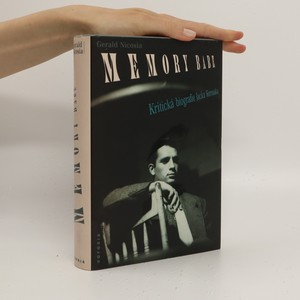 náhled knihy - Memory babe. Kritická biografie Jacka Kerouaka