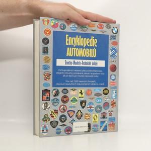 antikvární kniha Encyklopedie automobilů, 1994