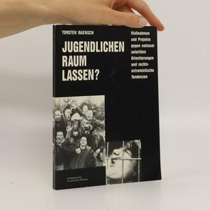 náhled knihy - Jugendlichen Raum Lassen?