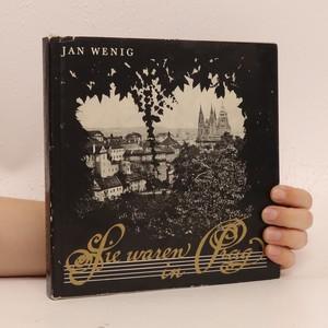 náhled knihy - Sie waren in Prag