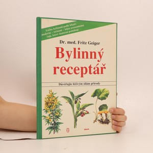 náhled knihy - Bylinný receptář. Důvěřujte léčivým silám přírody