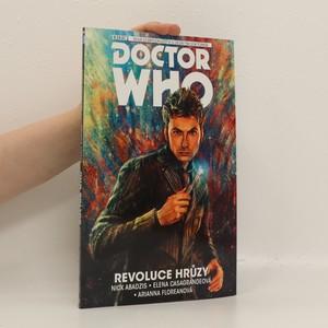 náhled knihy - Doctor Who. Desátý doktor. Díl 1. Revoluce hrůzy